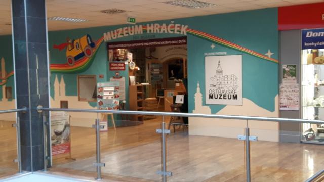 Muzeum hraček Ostrava
