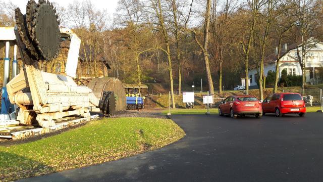 Hornické muzeum OKD Ostrava - Landek park