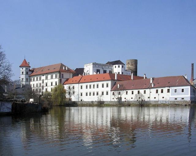 Hrad a Zámek Jindřichův Hradec