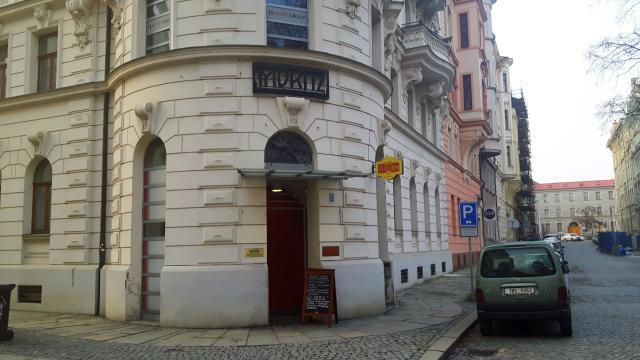 Hostinský pivovar Moritz - Olomouc