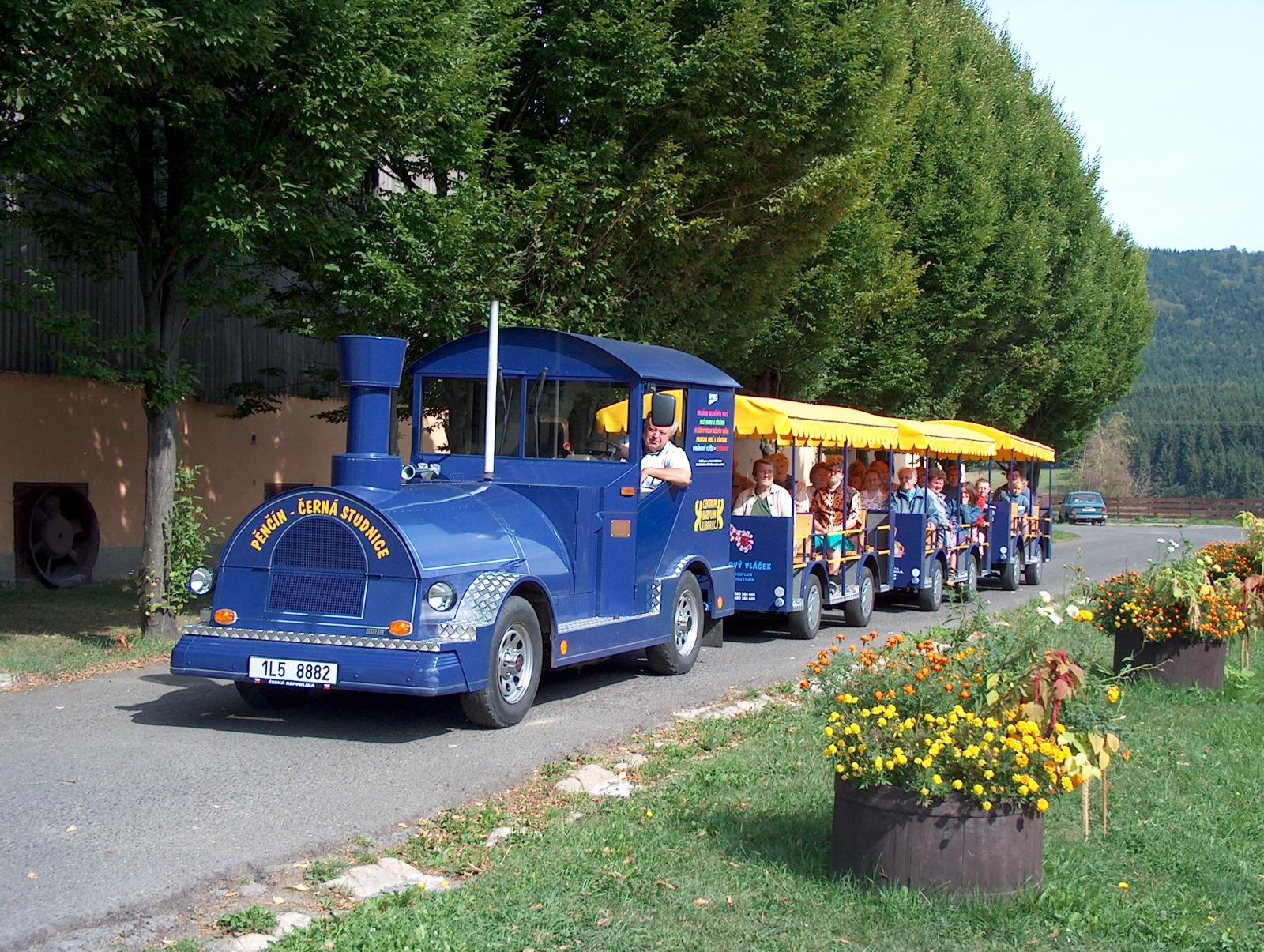 Výletní areál Pěnčín