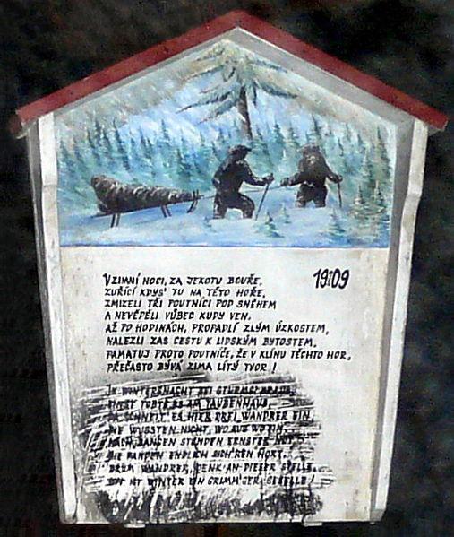 Bílá smrt - Jizerské hory