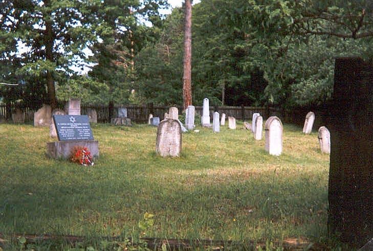 Židovský hřbitov Brumov-Bylnice
