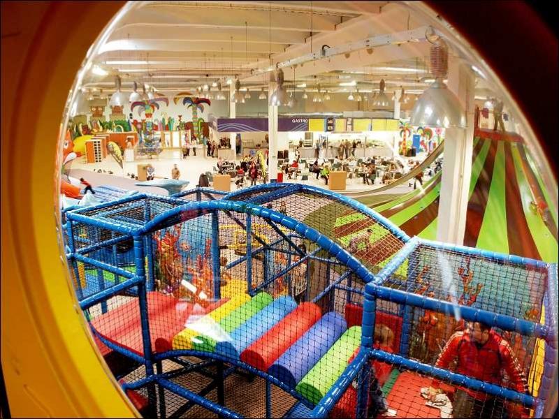 Rodinný zábavní park Tongo