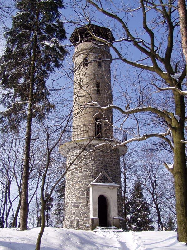 Rozhledna Velký Chlum