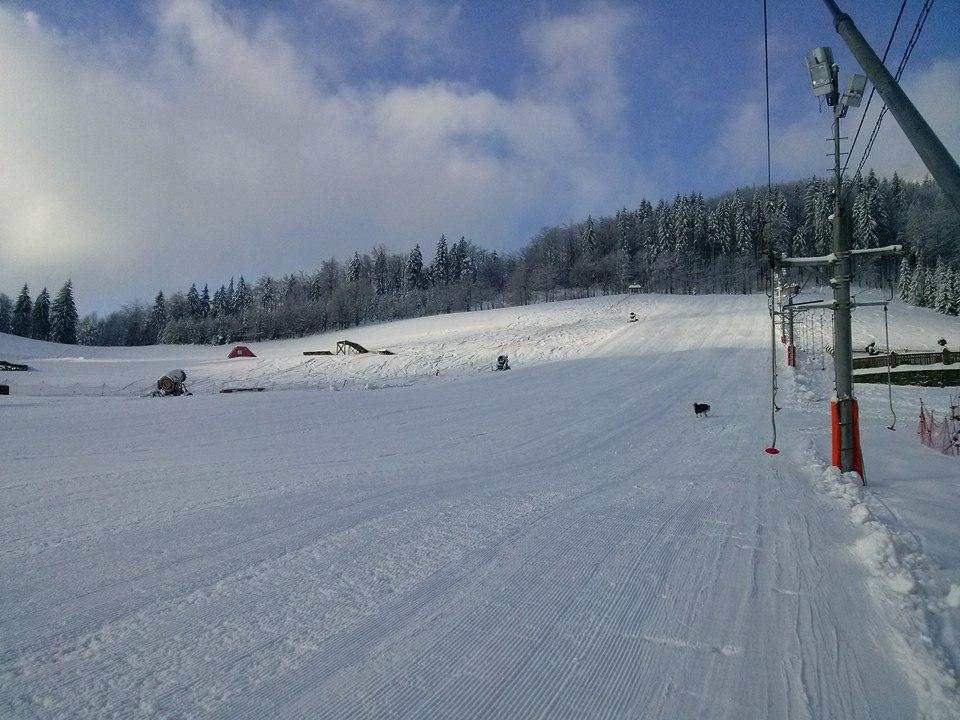 Ski areál Opálená