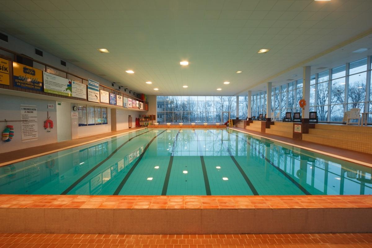 Plavecký bazén Kroměříž