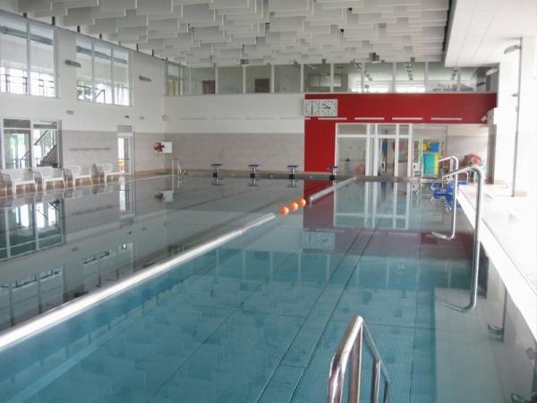 Krytý plavecký bazén Benešov