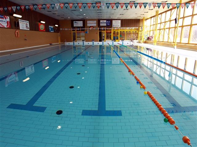 Plavecký bazén Náchod