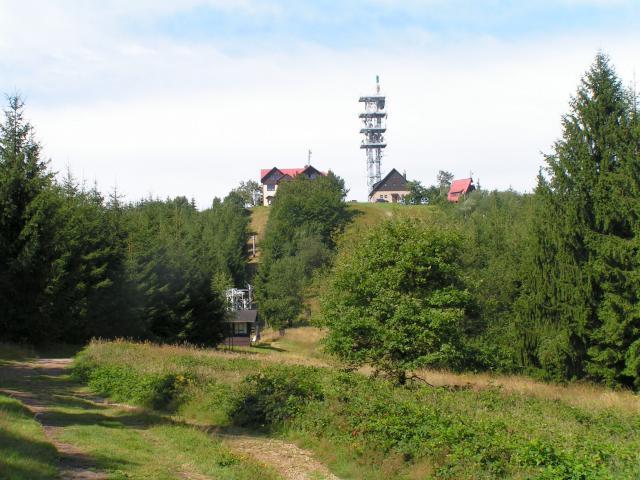 Javorový vrch - Beskydy