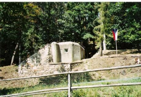 Muzeum Československého opevnění Kladruby