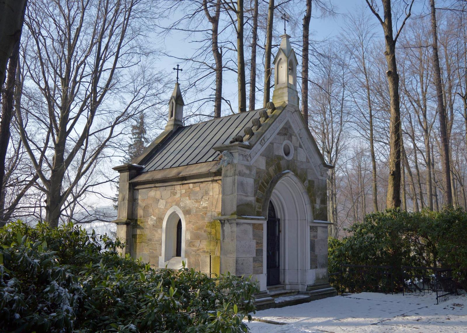 Hrobka Vincence Priessnitze