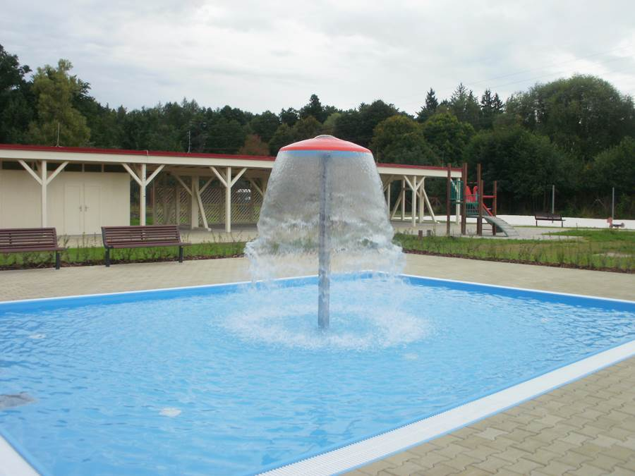 Letní koupaliště Sušice