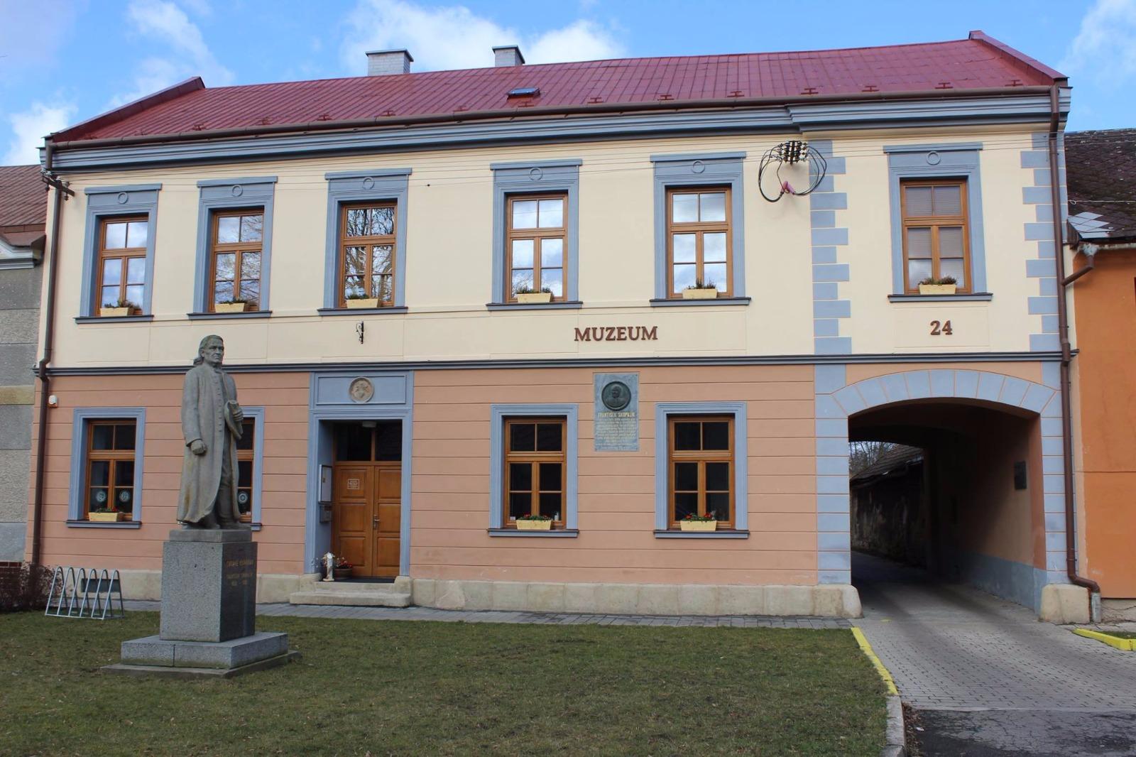 Muzeum Františka Skopalíka Záhlinice