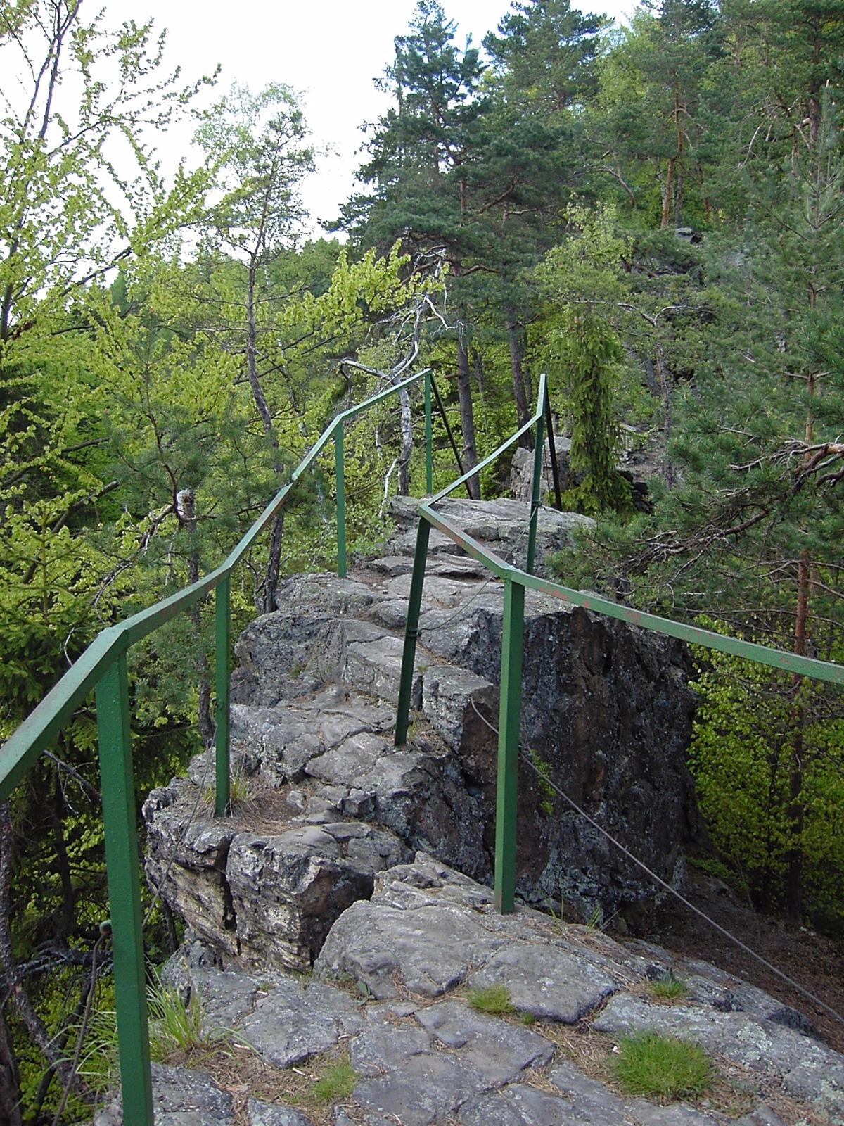Zaniklý hrad a vyhlídka Sokolohrady