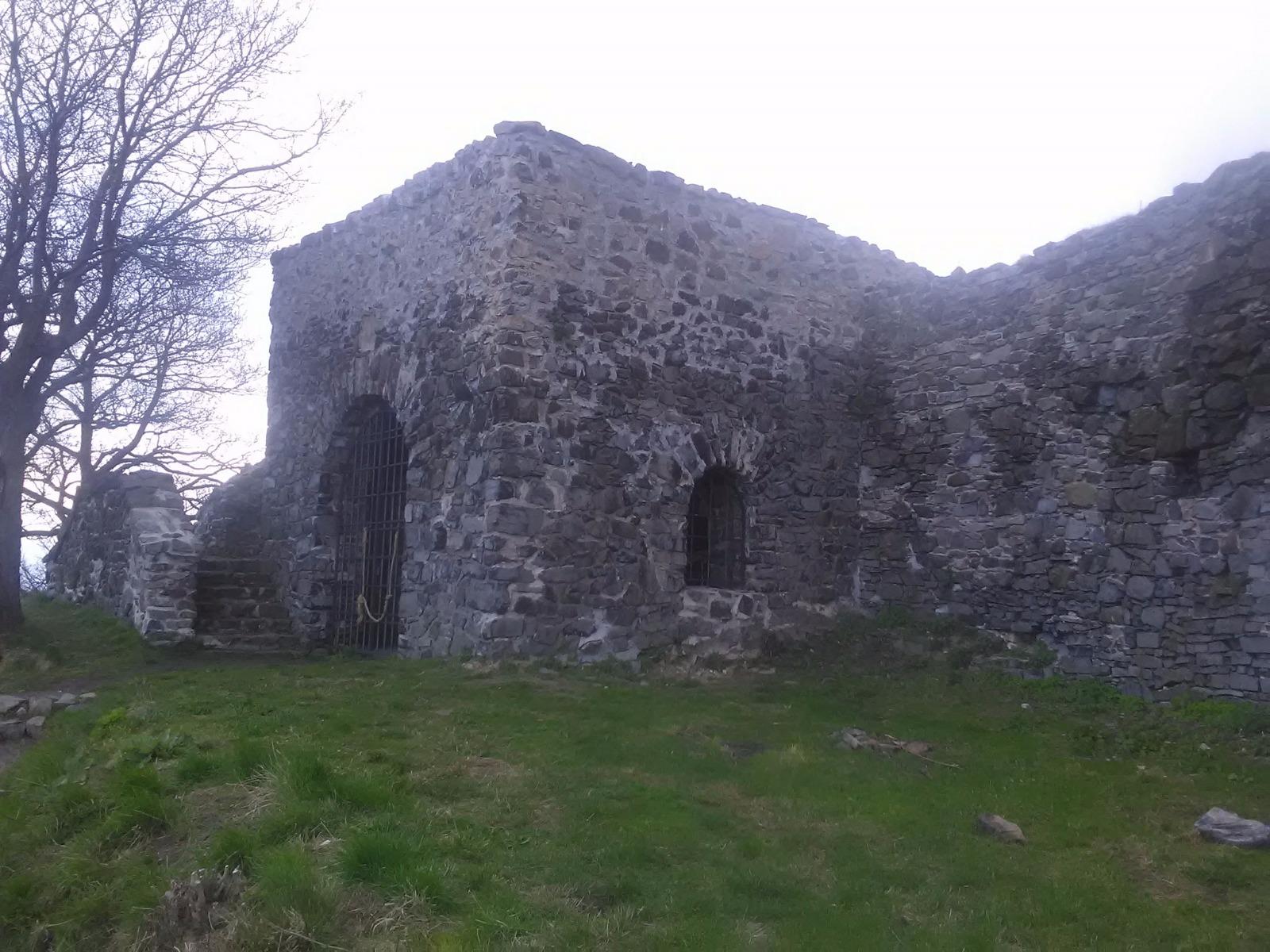Ruine Blansko (Blanz)