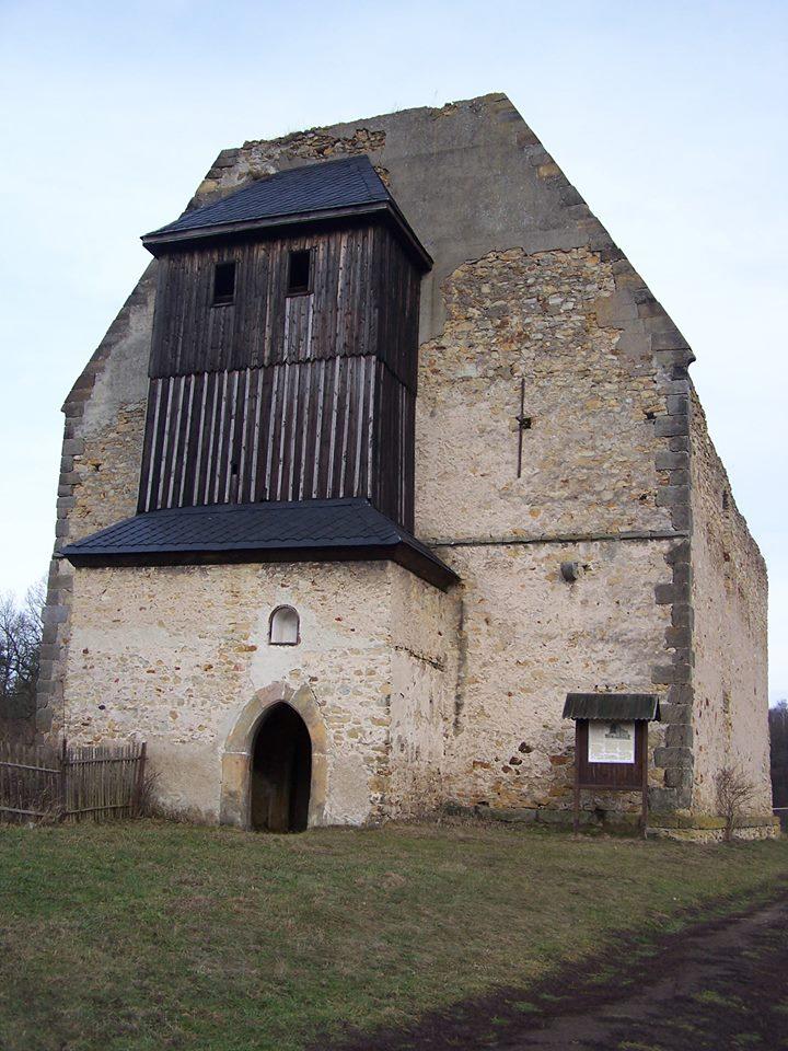 Zřícenina kláštera Koruna