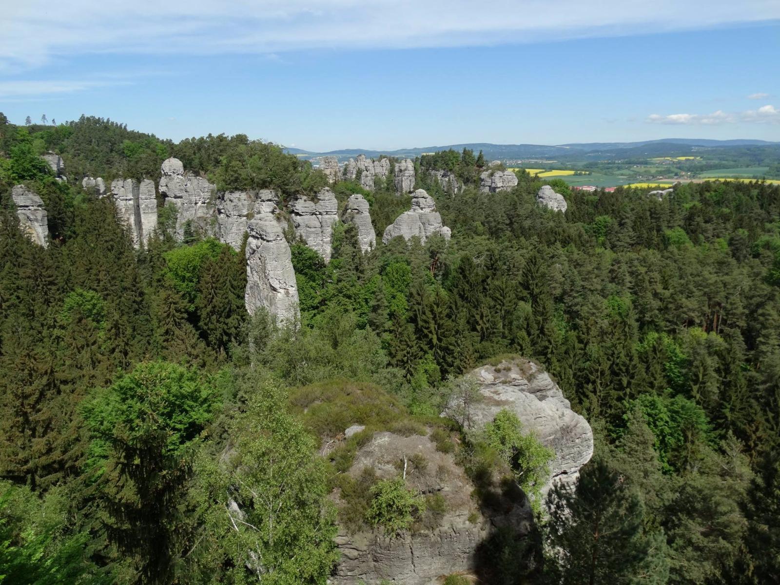 Přírodní rezervace Hruboskalsko