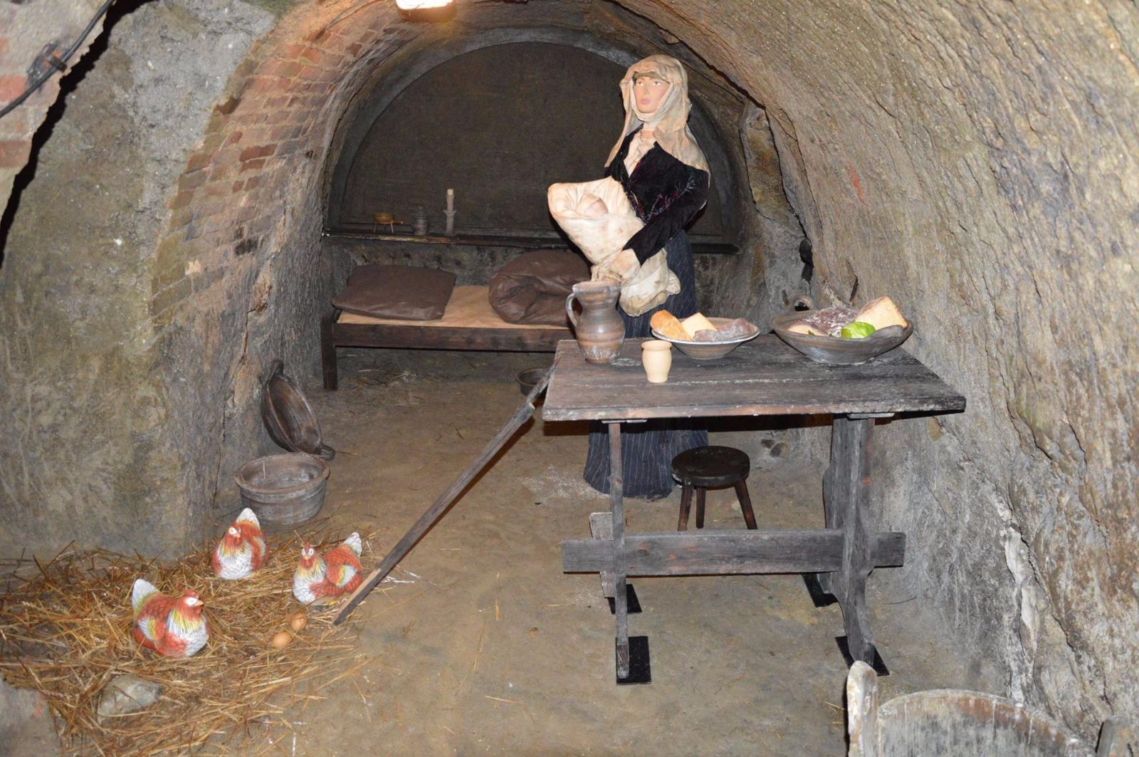 Táborské podzemí