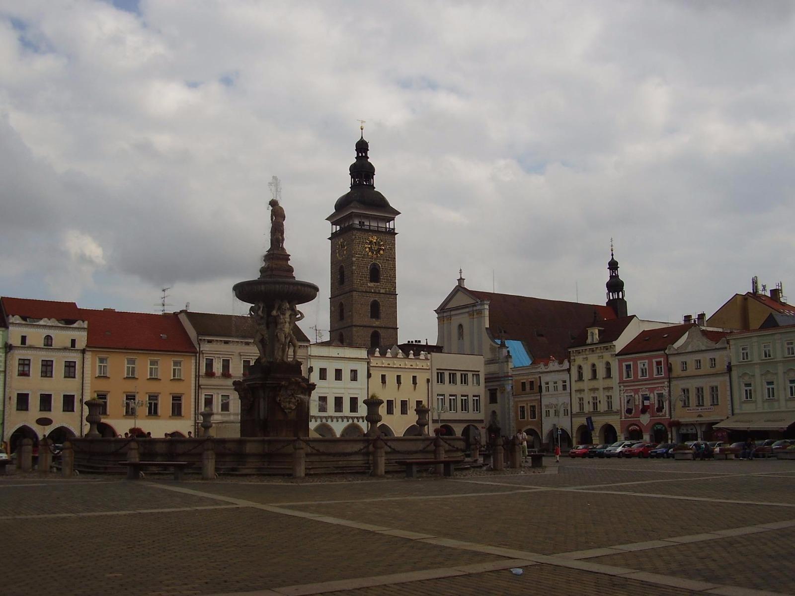 Samson Brunnen - České Budějovice