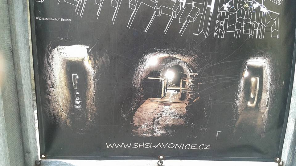 Slavonice underground