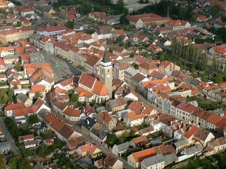 Městská památková rezervace Slavonice