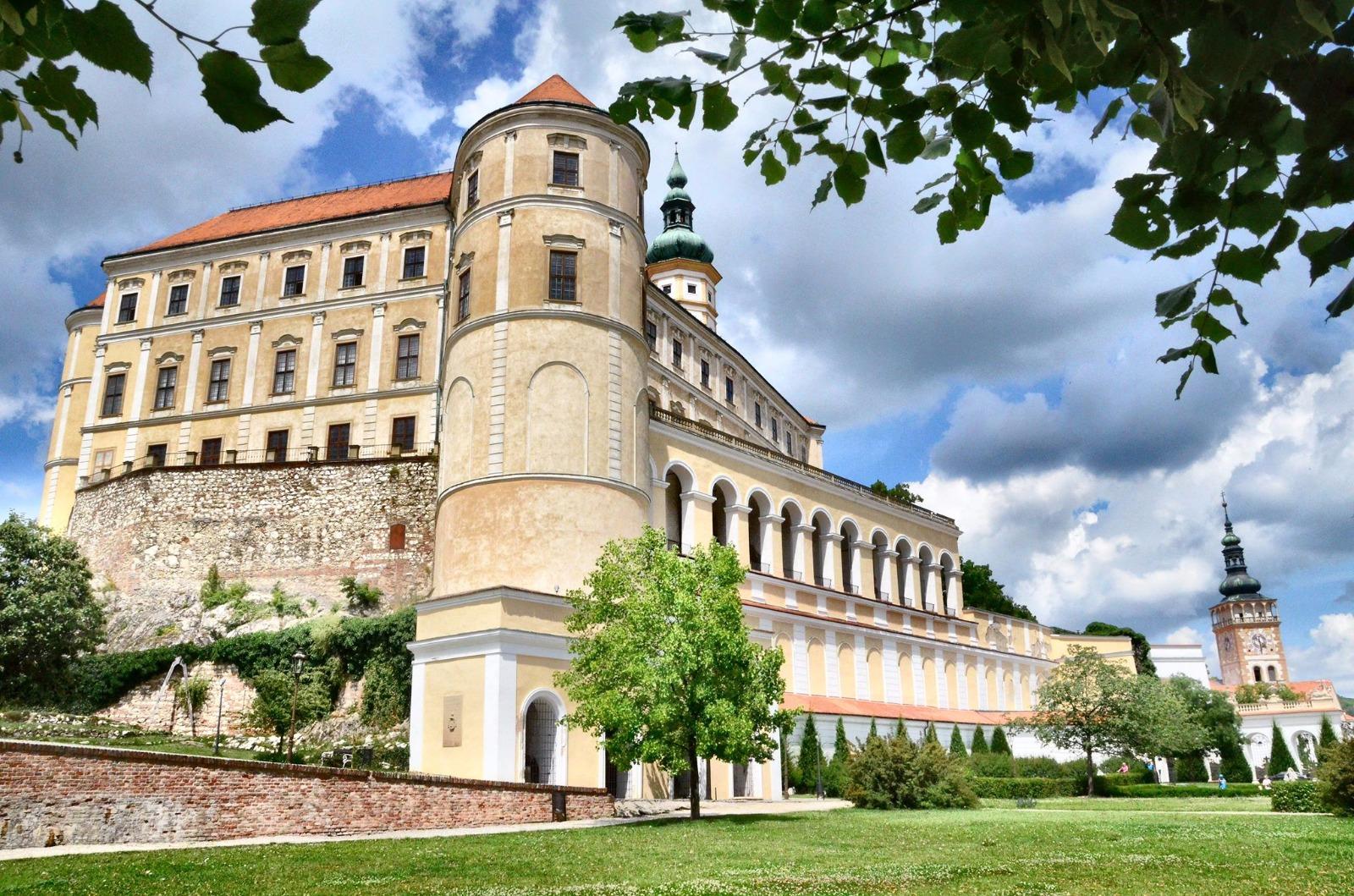 Zámek a muzeum  Mikulov