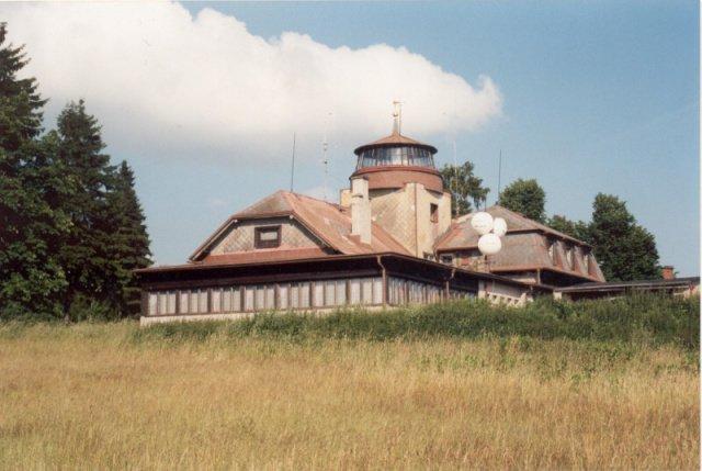 Rozhledna Raisova chata