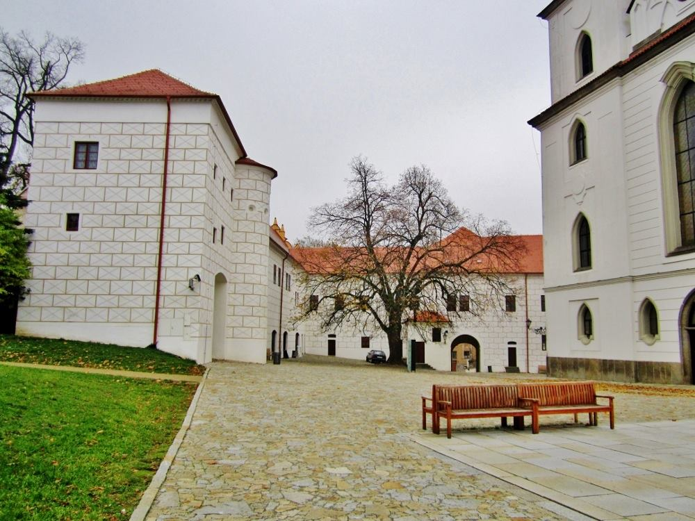 Zámek a muzeum Třebíč