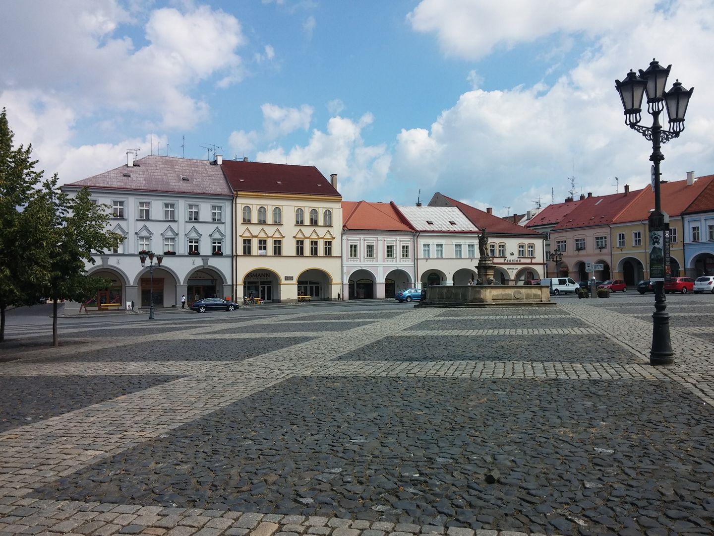 Městská památková rezervace Jičín