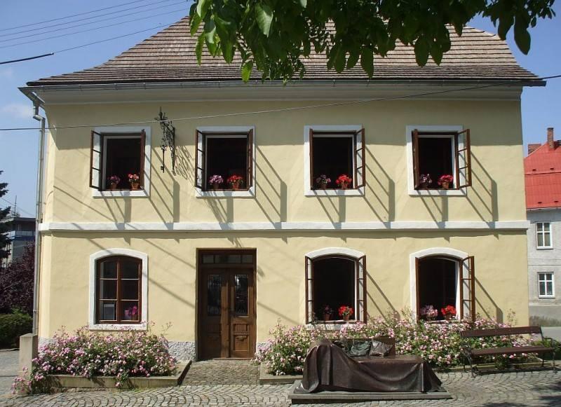 Muzeum a pamětní síň Sigmunda Freuda Příbor