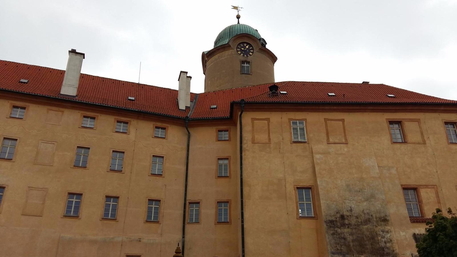 Zámek Poděbrady - Památník krále Jiřího z Poděbrad