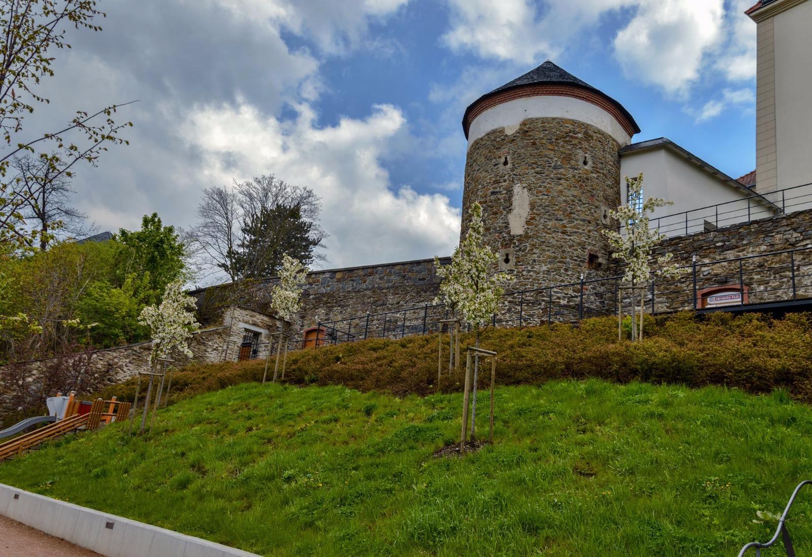 Zámek Hranice na Moravě