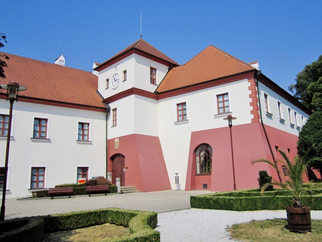Vysoký Hrádek – muzeum Jaderné elektrárny Temelín