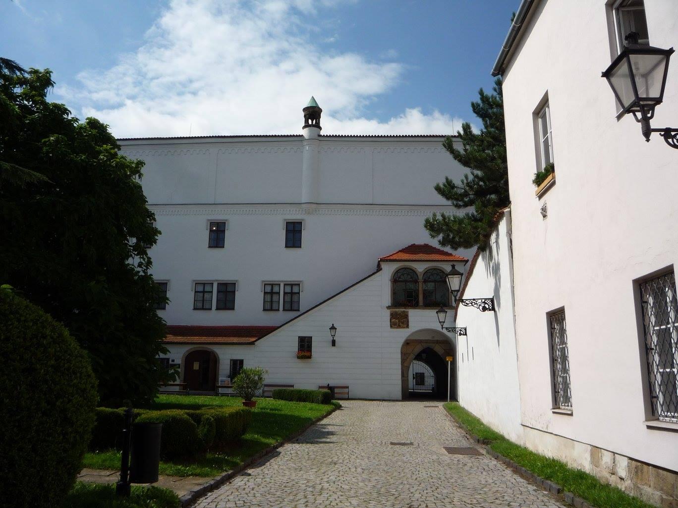 Žerotínský zámek a muzeum - Zajimavamista.cz 134e932002