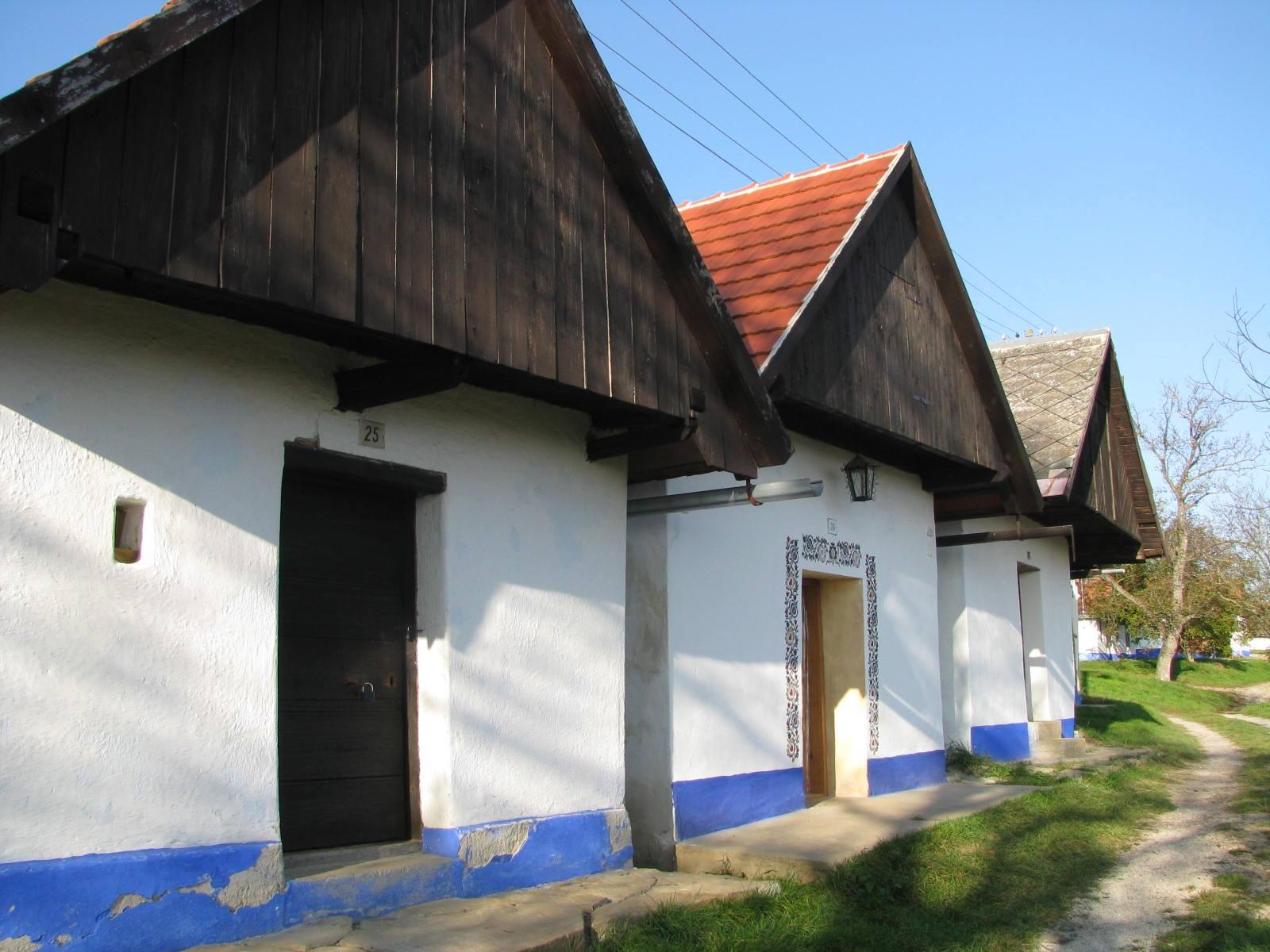 Vesnická památková rezervace Vlčnov-Kojiny