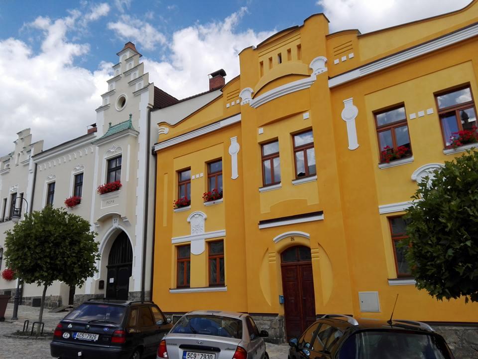 Městská památková zóna Vimperk