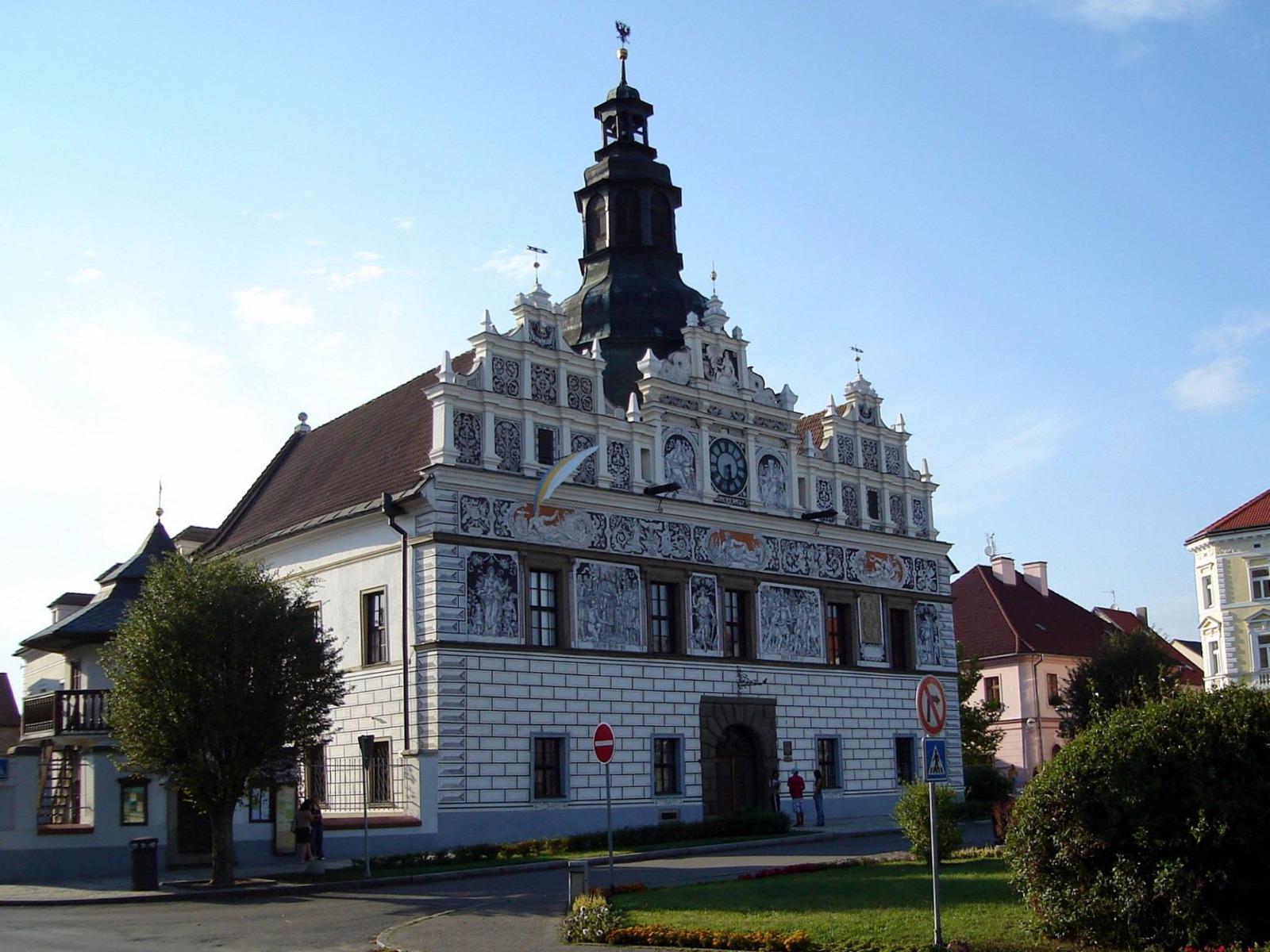Městská památková zóna Stříbro