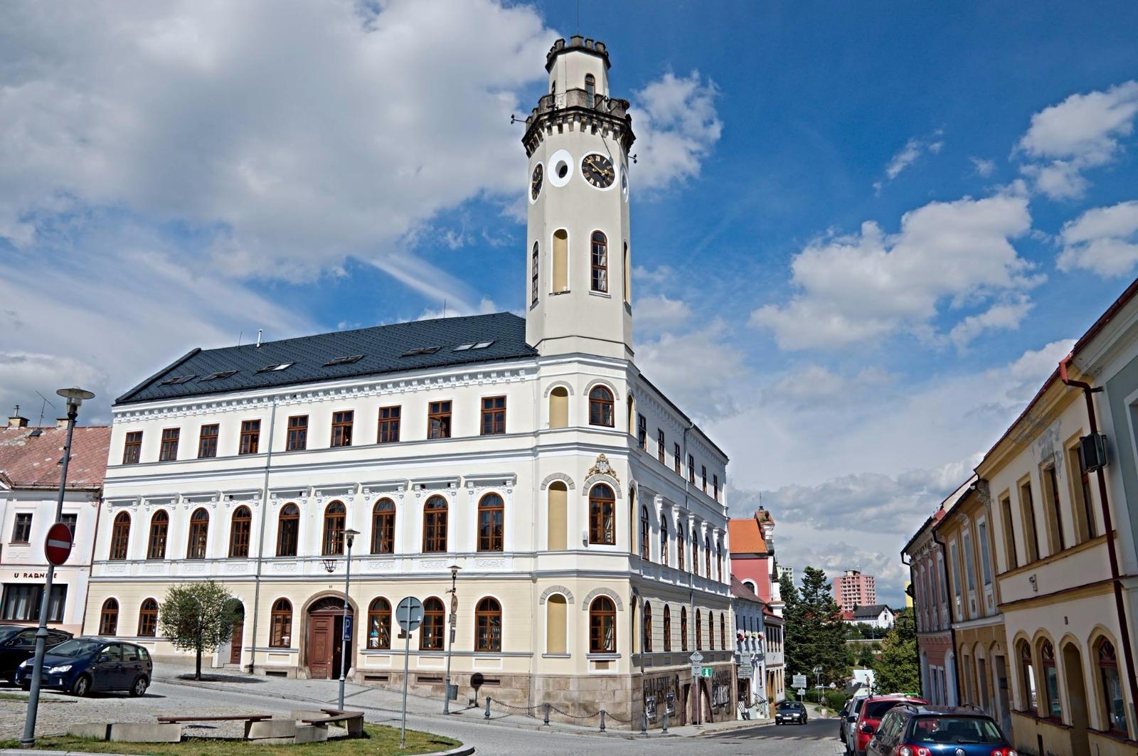 Městská památková zóna Klášterec nad Ohří