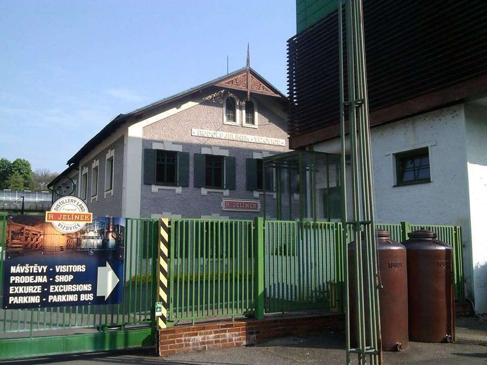 Distillery Land Rudolf Jelínek