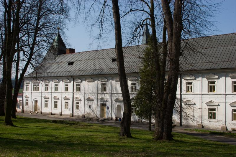 Zámek Žihobce - muzeum Lamberská stezka