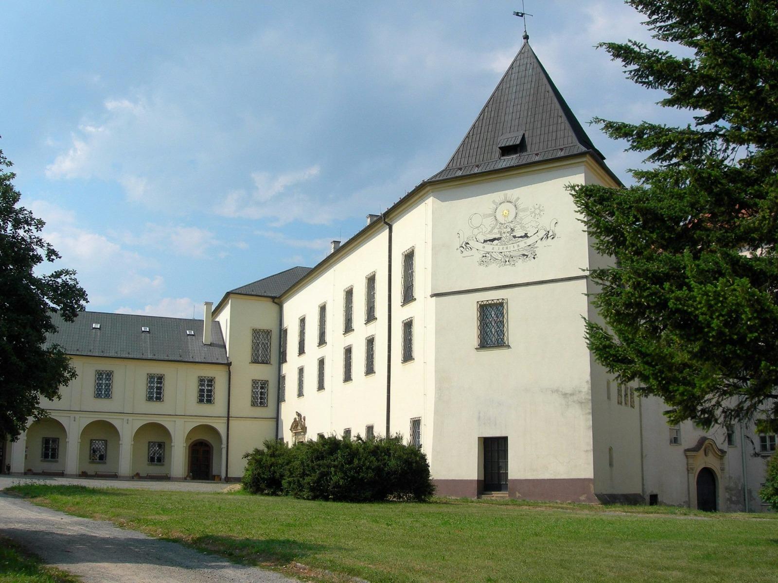 Schloss Žďár nad Sázavou (Saar)