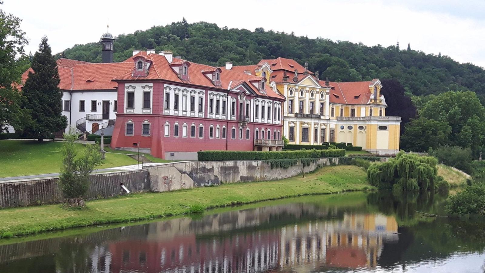 Zbraslavský klášter