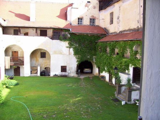 Starý zámek Libějovice