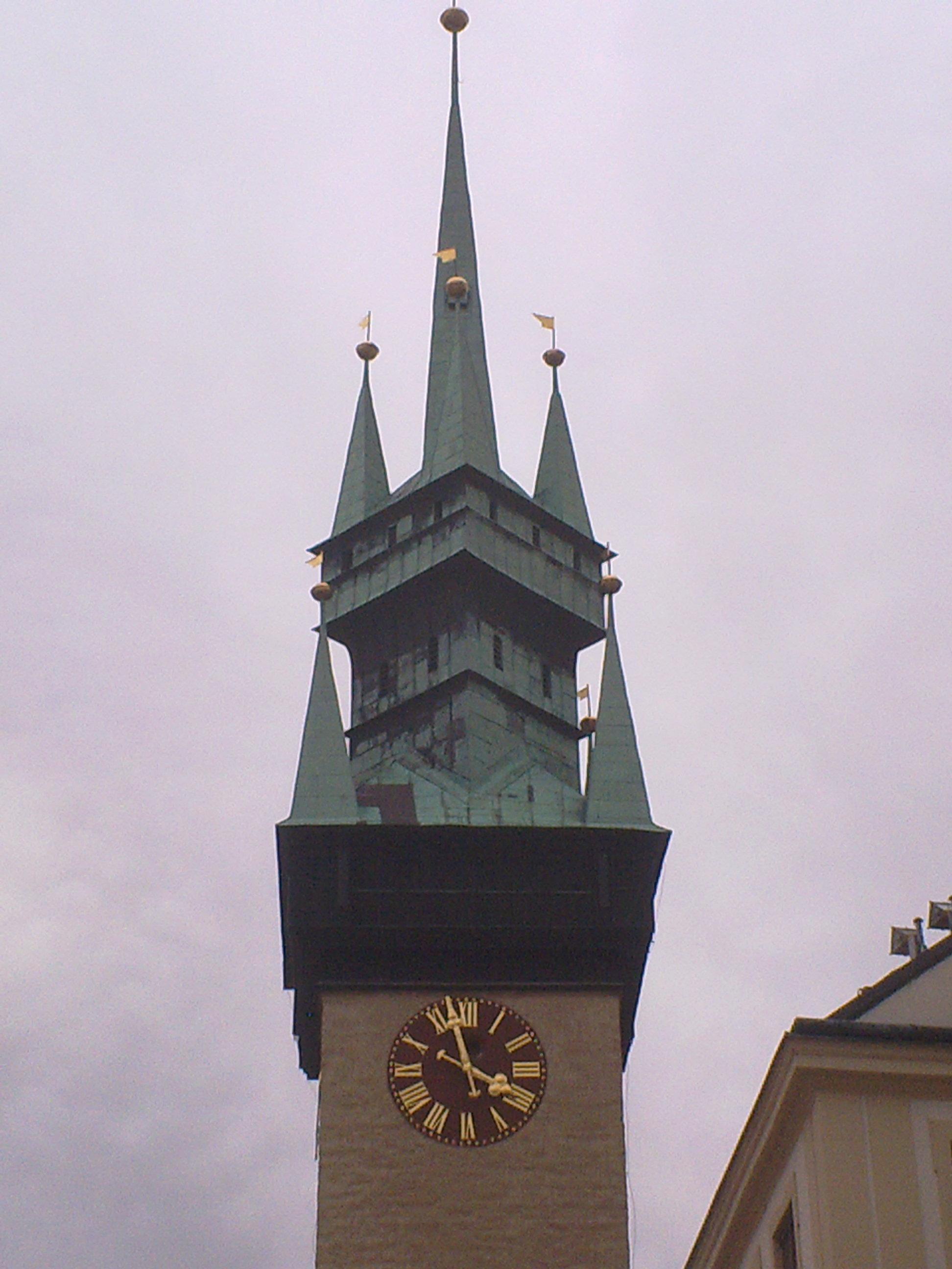 Znojemská radniční věž