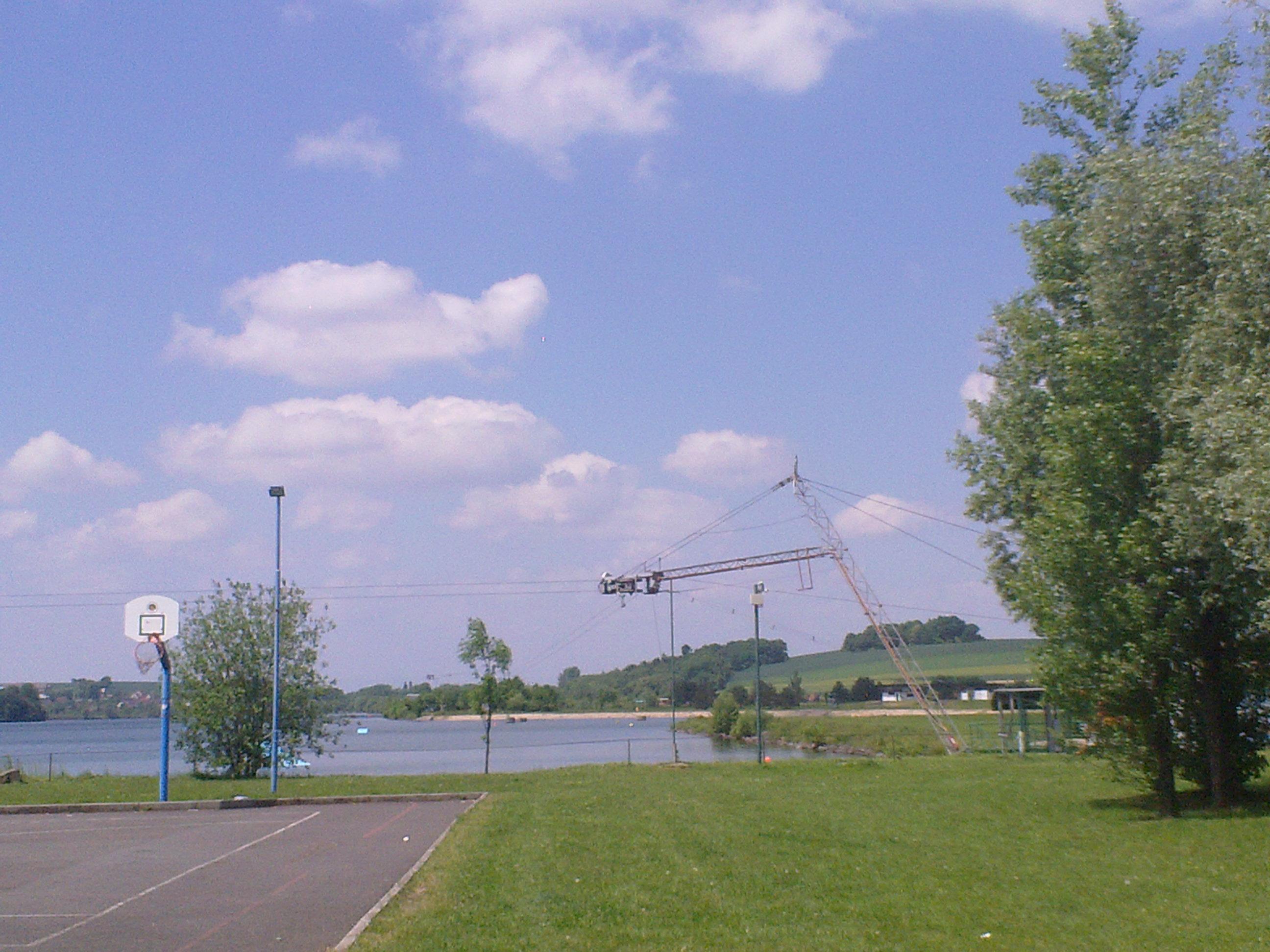 Jezero Hlučín