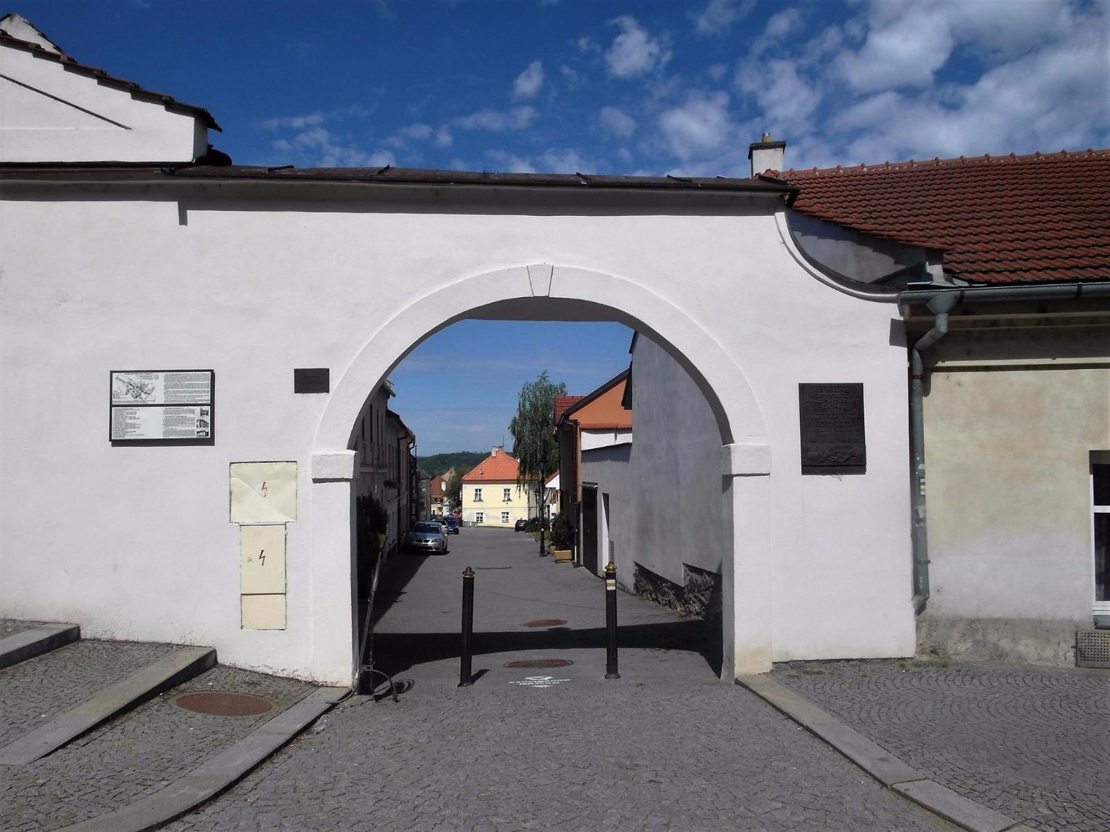 Židovské město v Boskovicích
