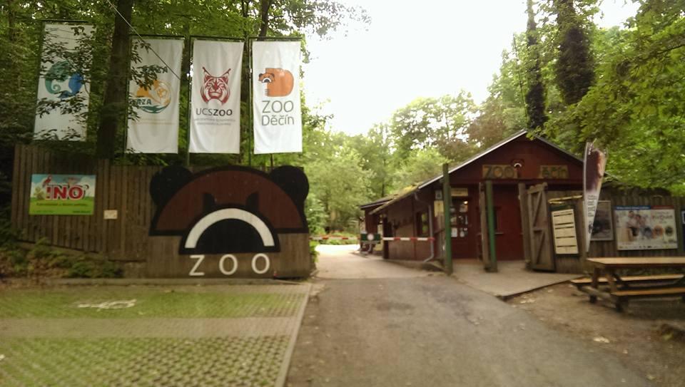 Zoologická zahrada Děčín