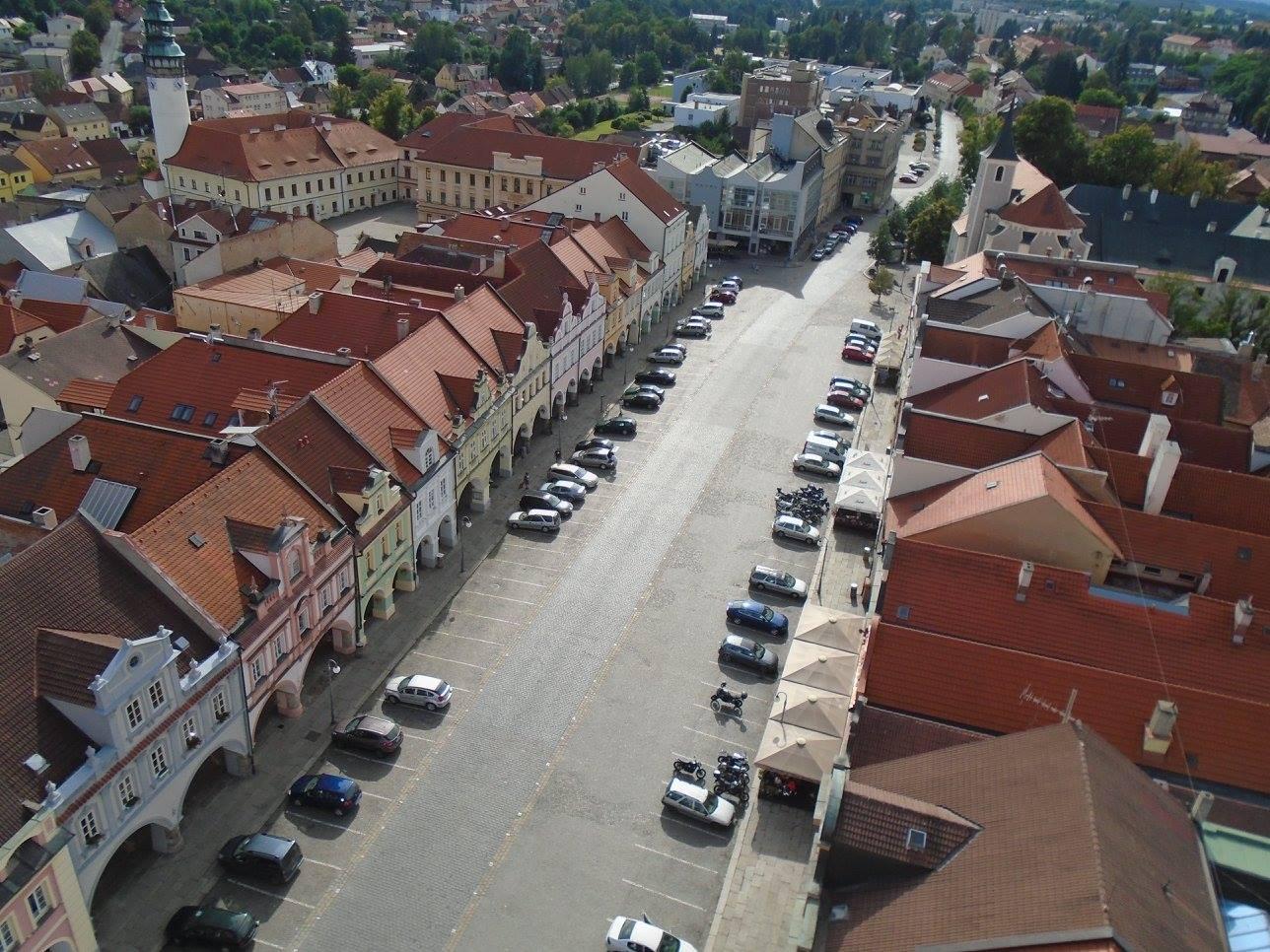 Městská památková rezervace Domažlice