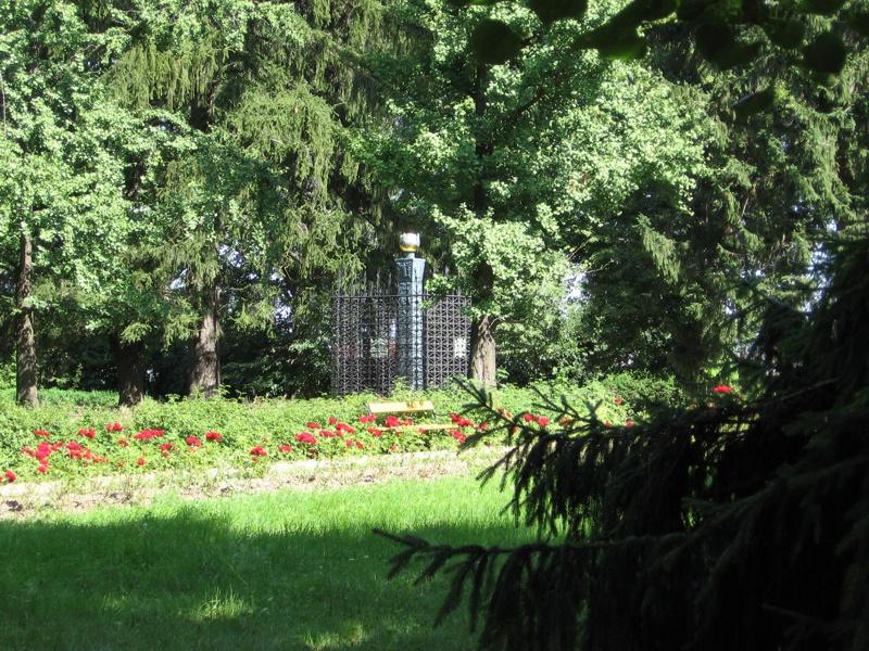 Arboretum Růžový palouček